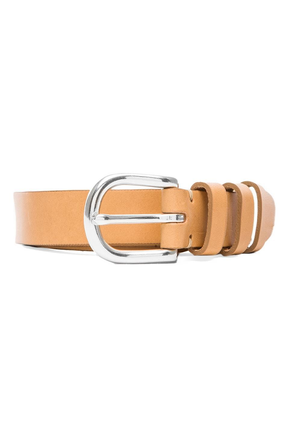 IRO Demany Belt in Natural