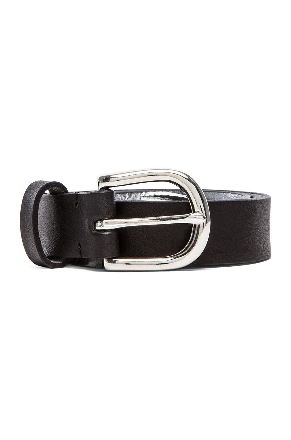 IRO Vades Belt in Black