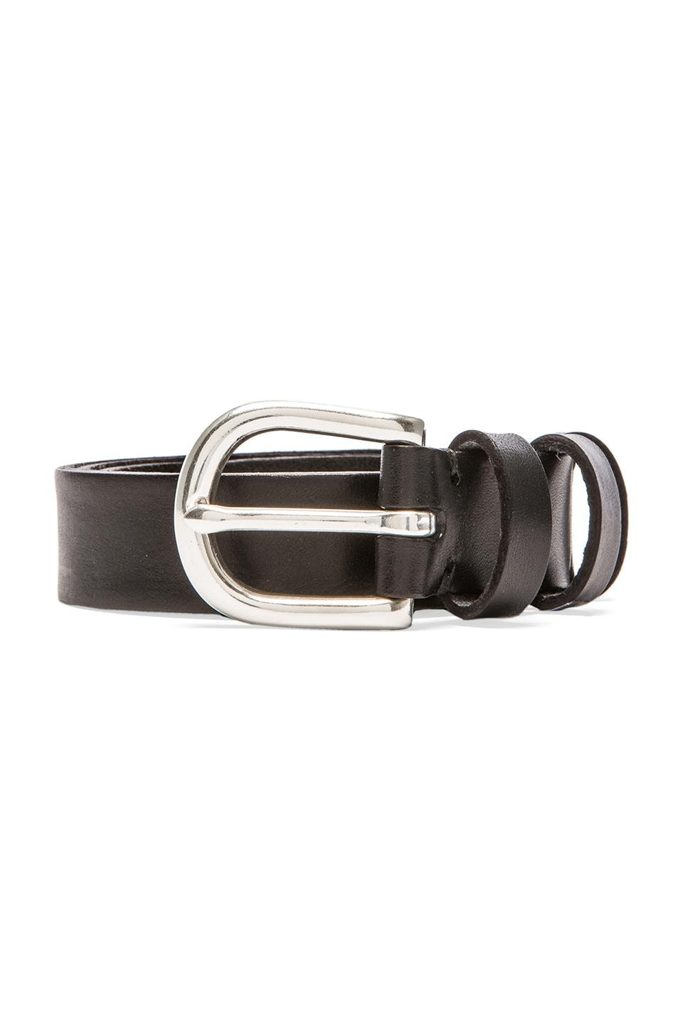 IRO Demany Belt in Black