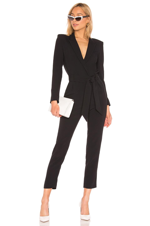 IRO Delicate Jumpsuit in Black