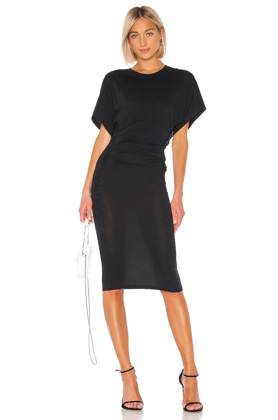IRO Elfin Dress in Black