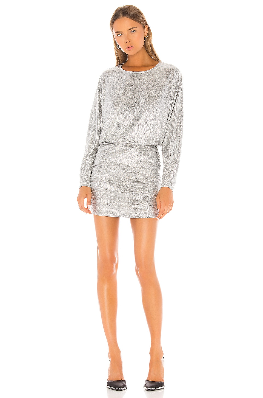IRO Silar Dress in Silver