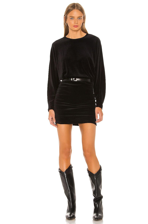 IRO Alamo Dress in Black