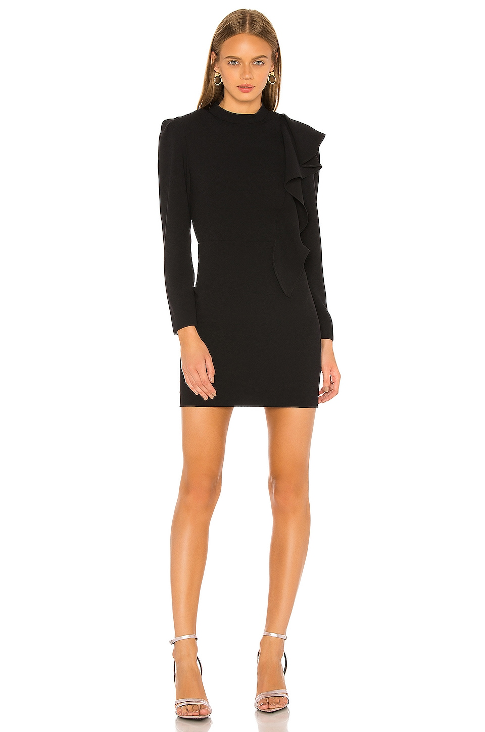 IRO Deteo Dress in Black