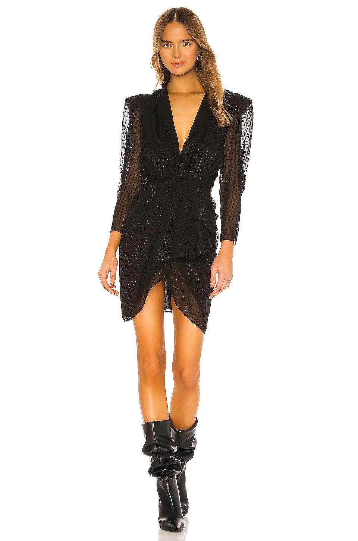 IRO Victoria Dress in Black