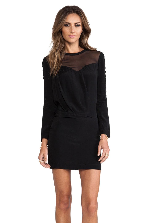 IRO Abbie Dress in Black