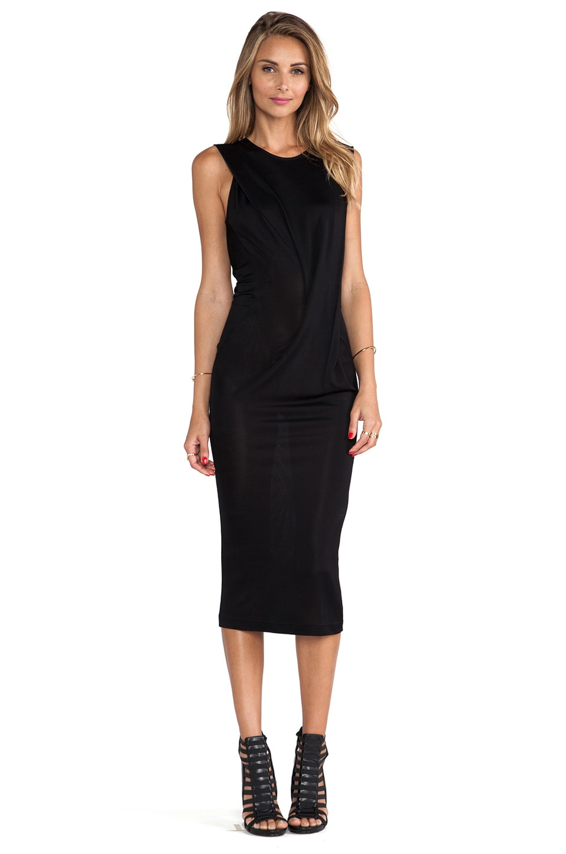 IRO Mitya Dress in Black