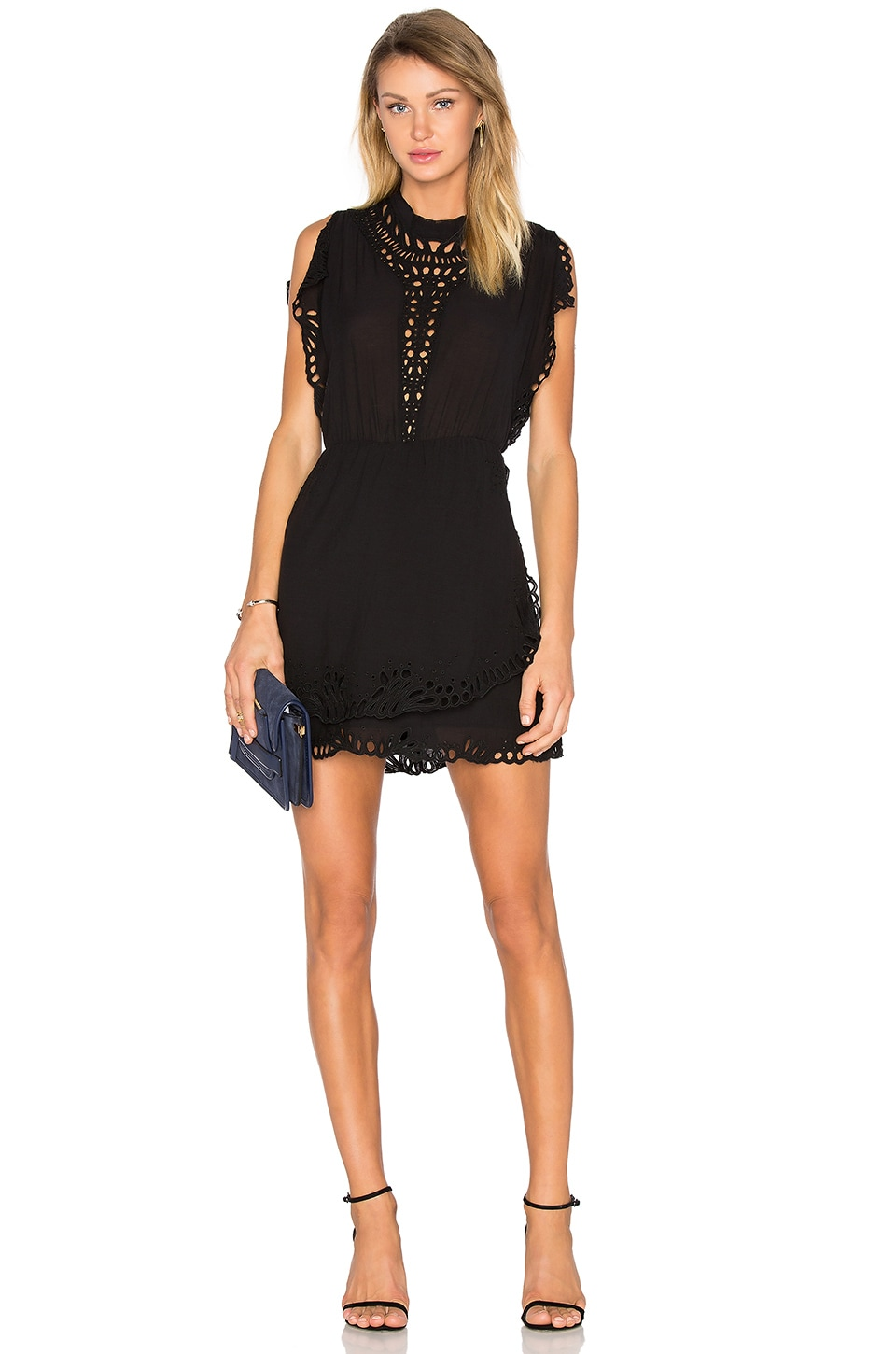 IRO Caidy Dress in Black