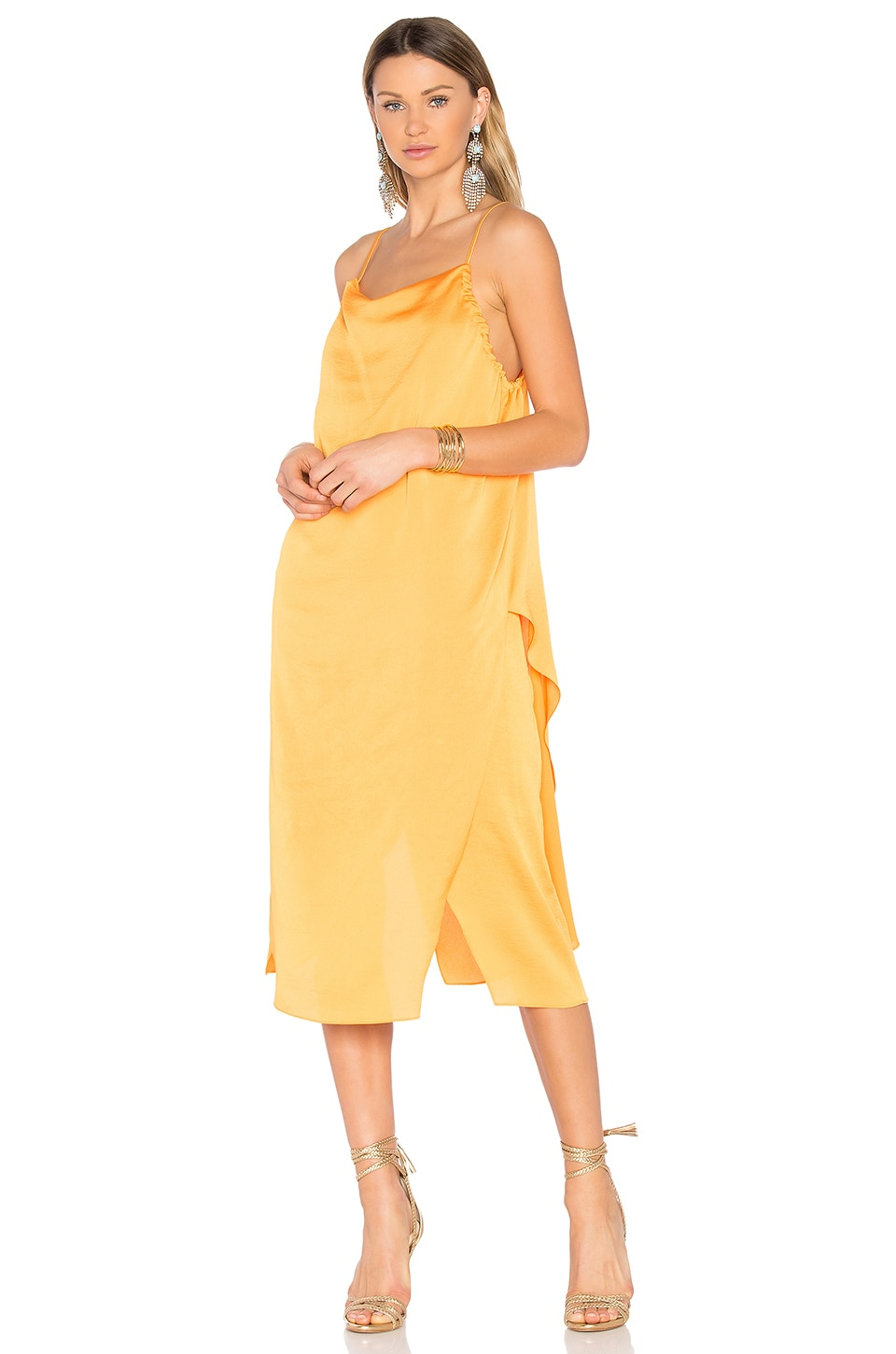 IRO Altara Dress in Sunflower