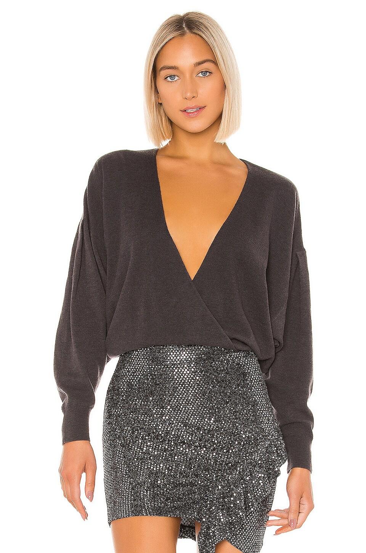 IRO Dewalt Sweater in Slate Grey