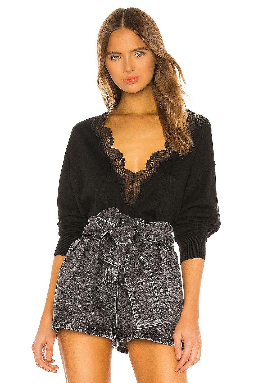 IRO Juny Pullover in Black