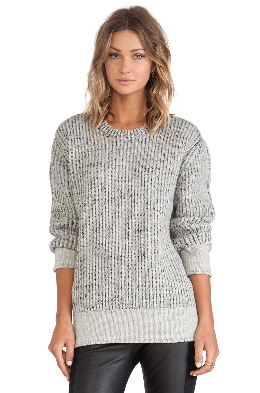 IRO Manouka Sweater in Beige & Black