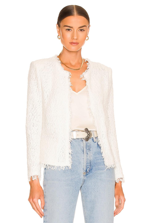 IRO Shavani Jacket in White