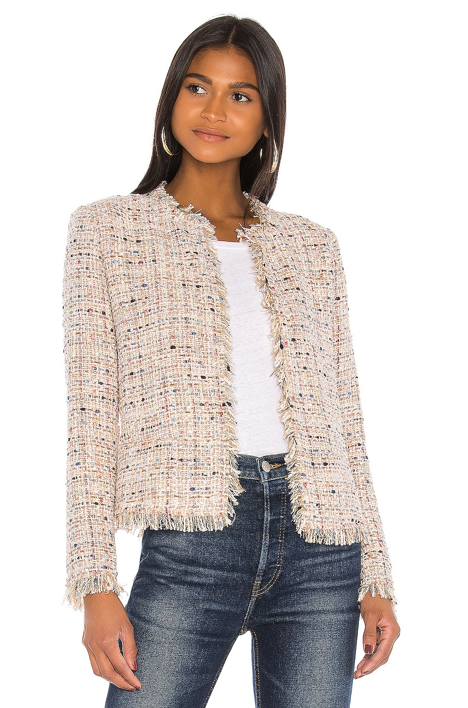 IRO Shavadispe Jacket in Pink