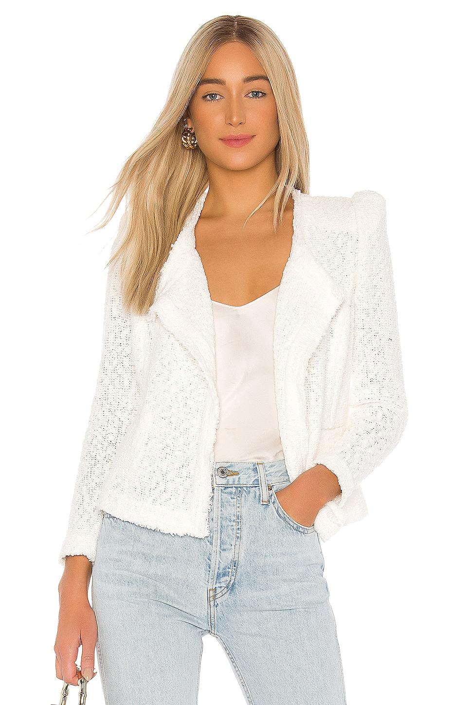 IRO Carta Jacket in White