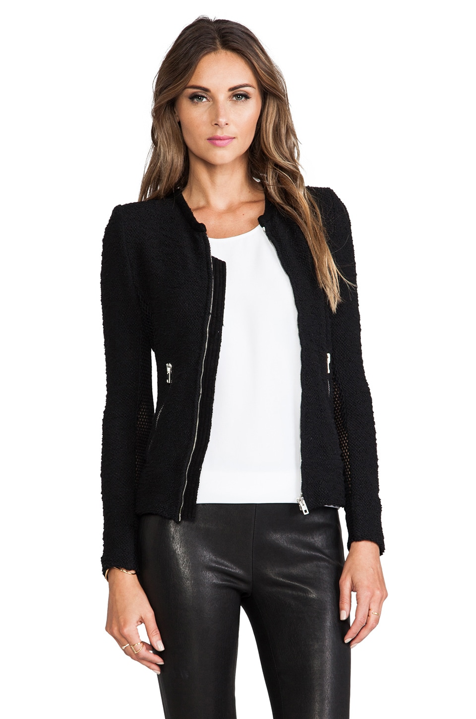 IRO Amiya Jacket in Black