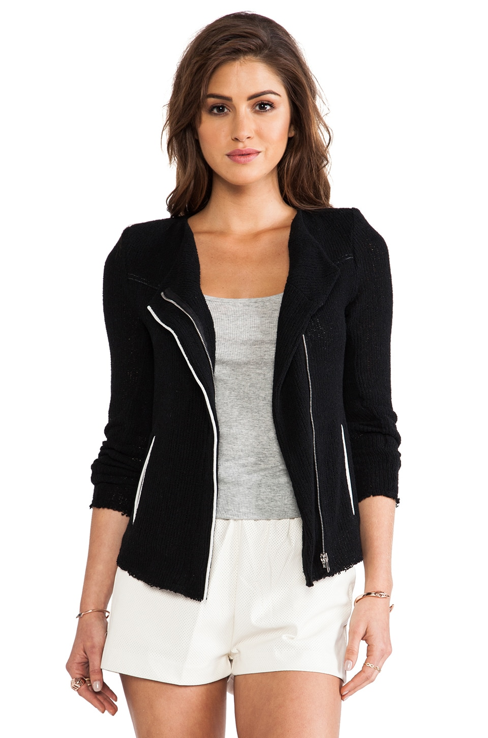 IRO Dana Jacket in Black