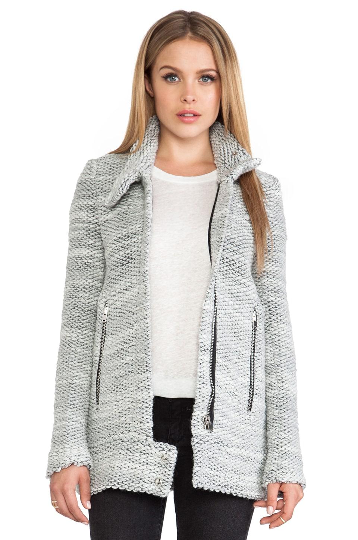 IRO Ajuma Jacket in Light Grey