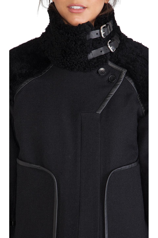 Iro Atwood Jacket With Lamb
