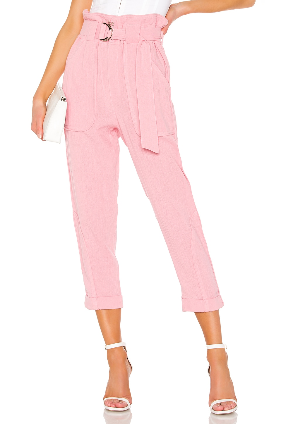 IRO Harmony Pant in Light Pink