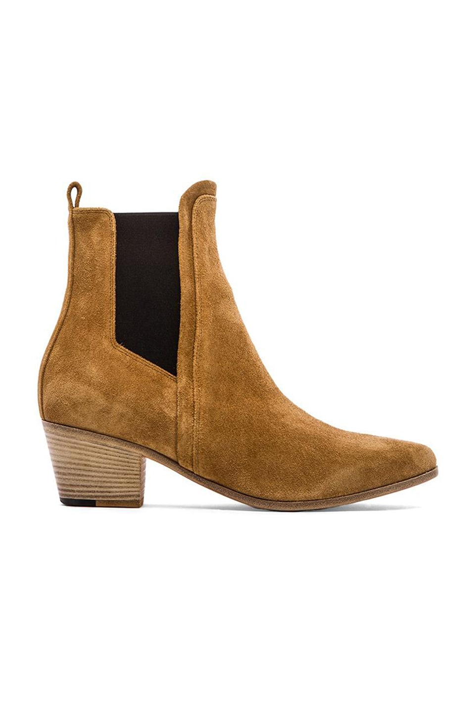 IRO Kate Bootie in Camel