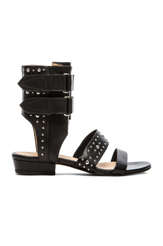 IRO Xilca Sandal in Black