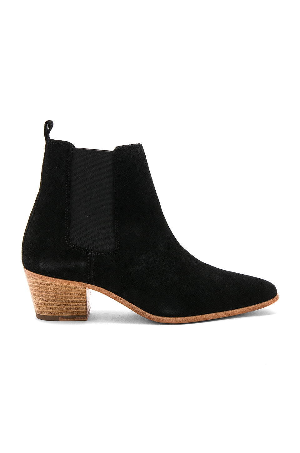 IRO Yvette Booties in Black