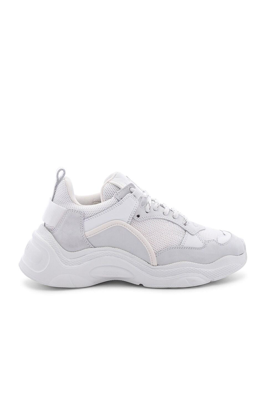 IRO Curverunner Sneaker in White