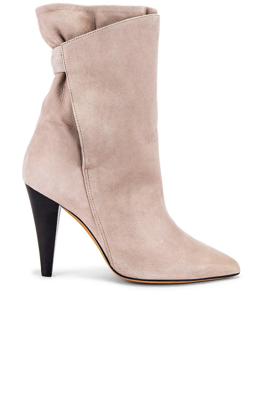 IRO Marsa Boot in Blush Pink