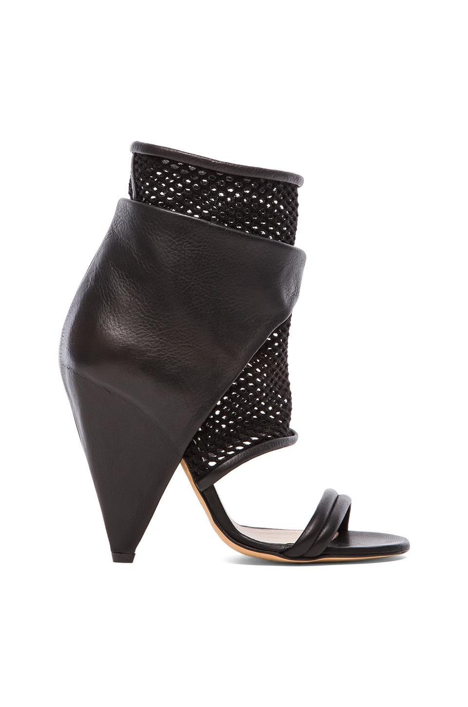 IRO Sumek Booties in Black