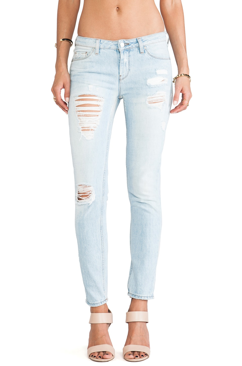 IRO . JEANS Keazan in Light Blue