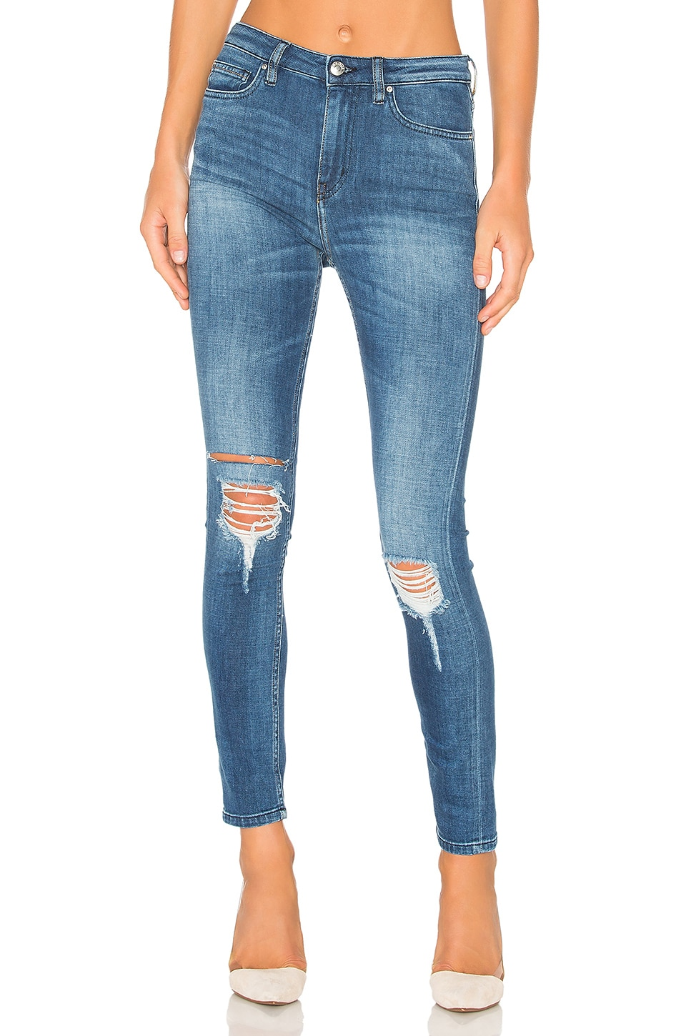 Nevada Skinny by IRO . JEANS