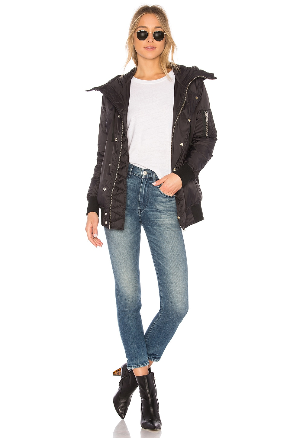 Gygy Jacket by IRO . JEANS