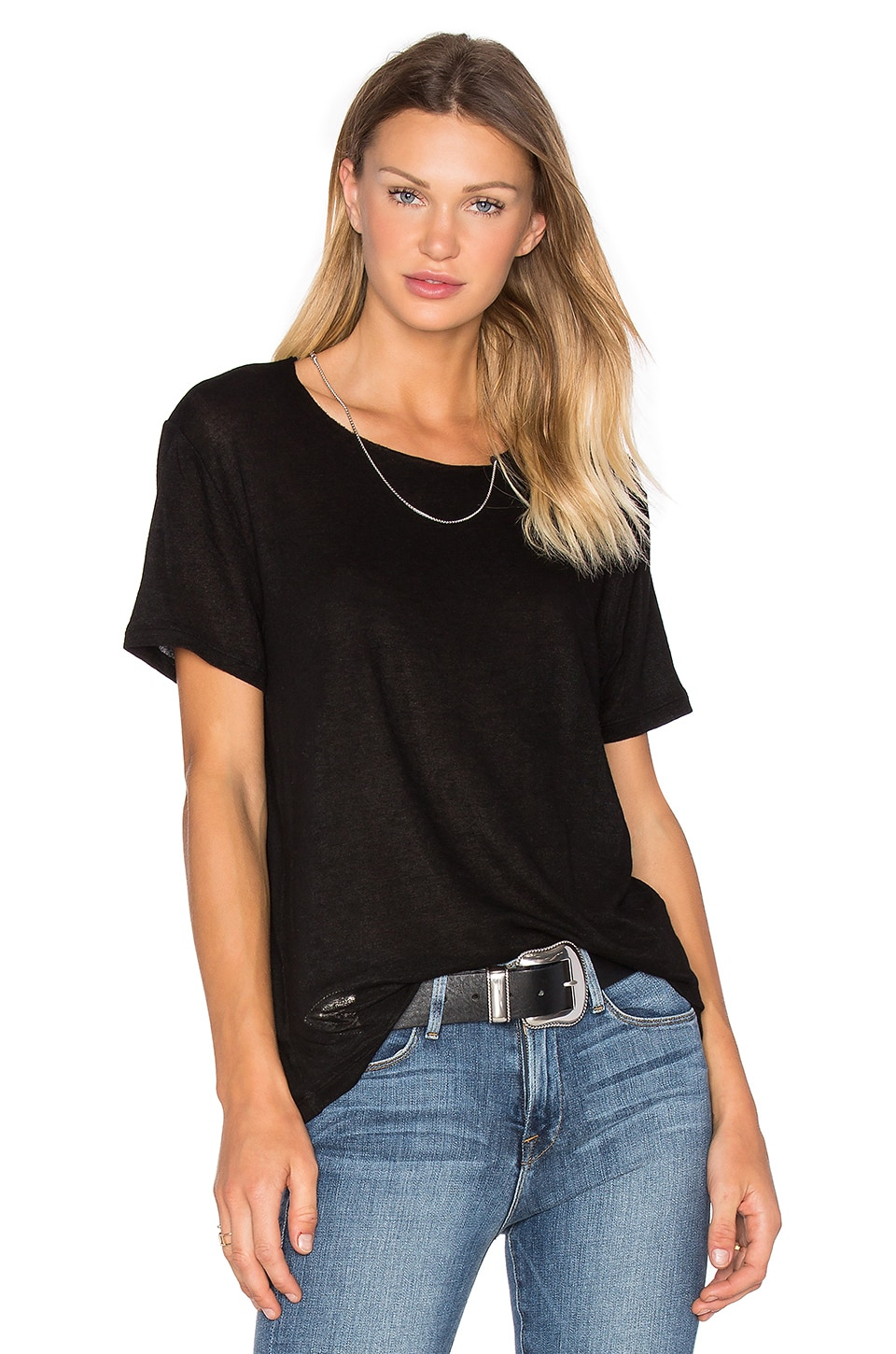 Rikke Chain Tee by IRO . JEANS