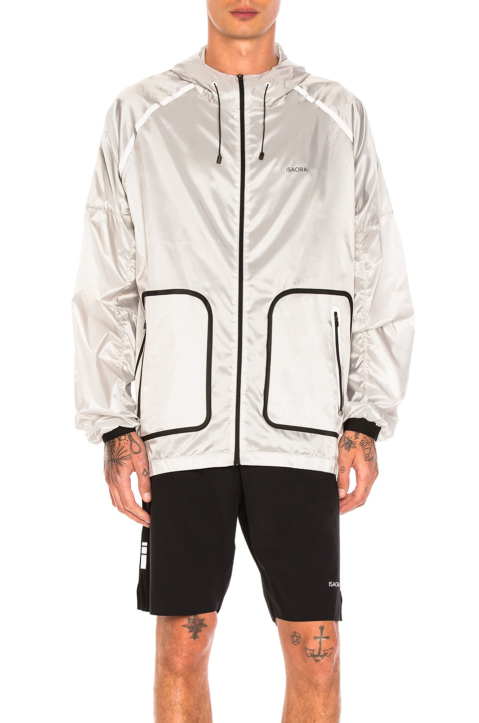Xytlite Running Windbreaker by ISAORA