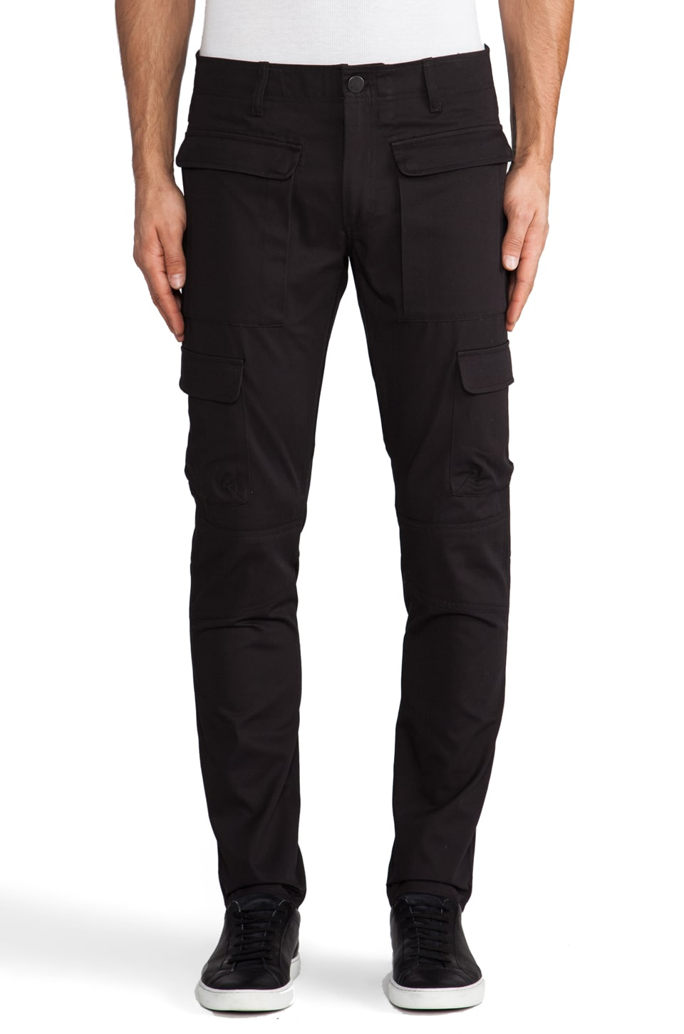 ISAORA Utility Pant in Black
