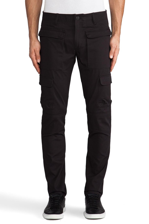 ISAORA Utility Pant in Black