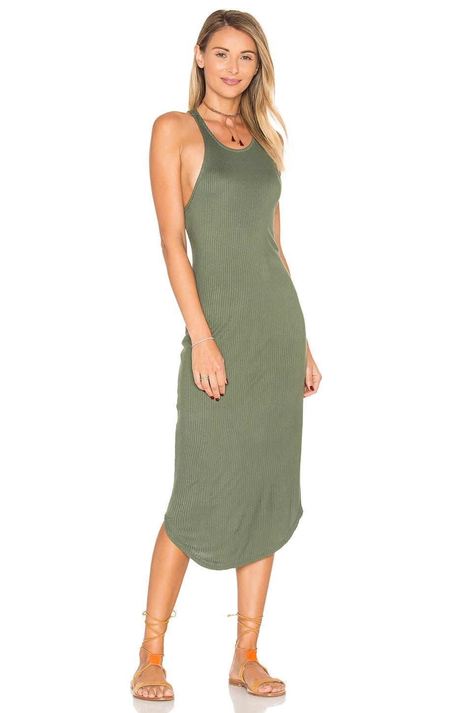 Kirra Ribbed Dress by Issa De' Mar