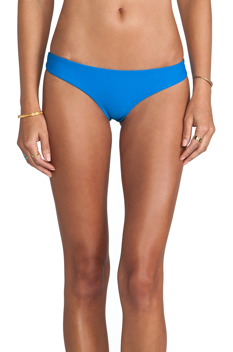 Issa de' mar Poema Bottom in Peacock Blue