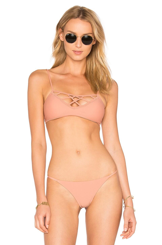 Aloha Hina Bikini Top by Issa De' Mar