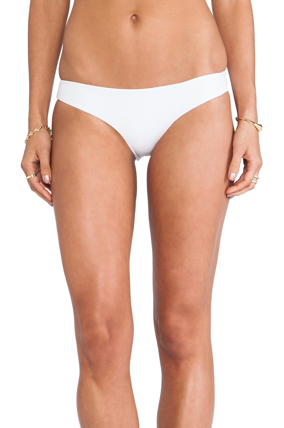 Issa de' mar Poema Bottom in White