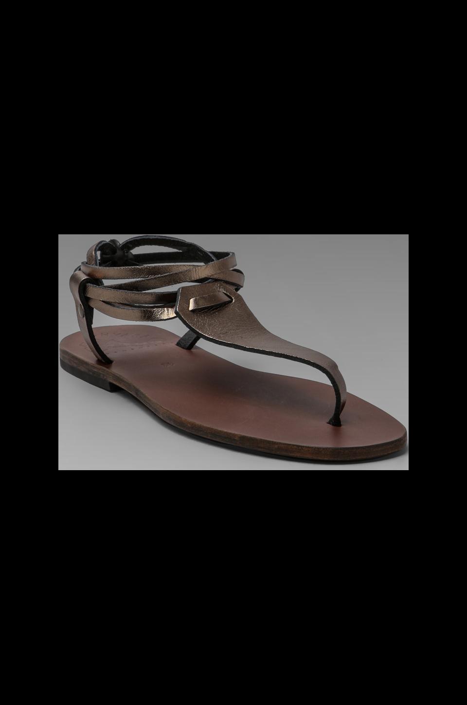 Ishvara Terrassa Sandal in Bronze Metallic