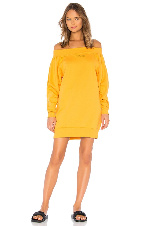 Ivy Park Blouson Bardot Sweat Dress