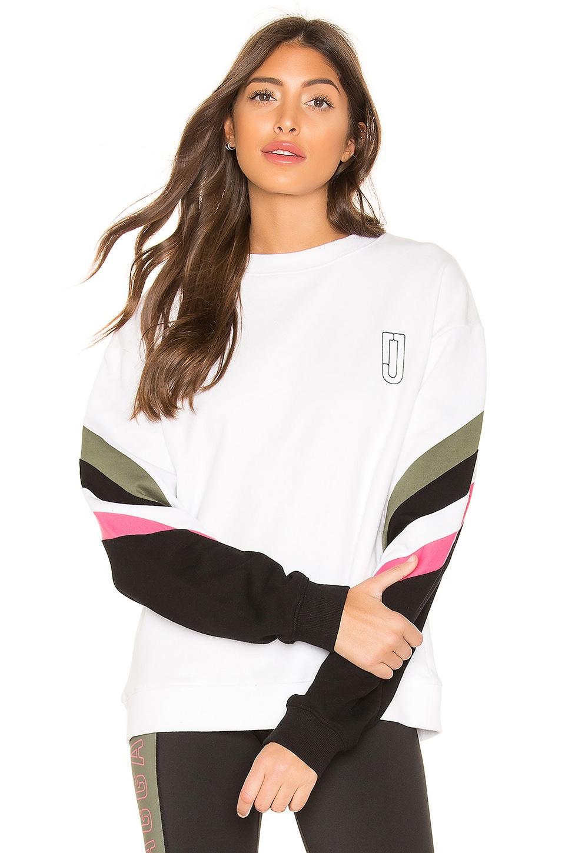Jaggad X Rocky Barnes Lafayette Sweater in White