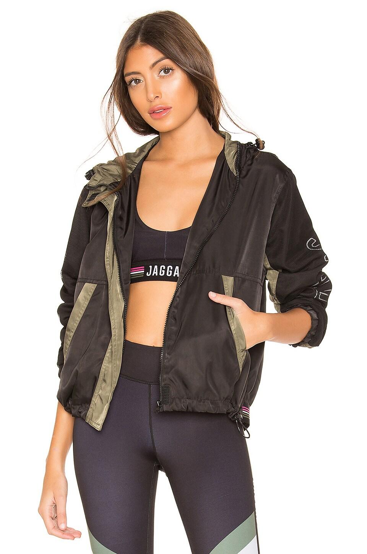 Jaggad X Rocky Barnes Lafayette Shell Jacket in Black