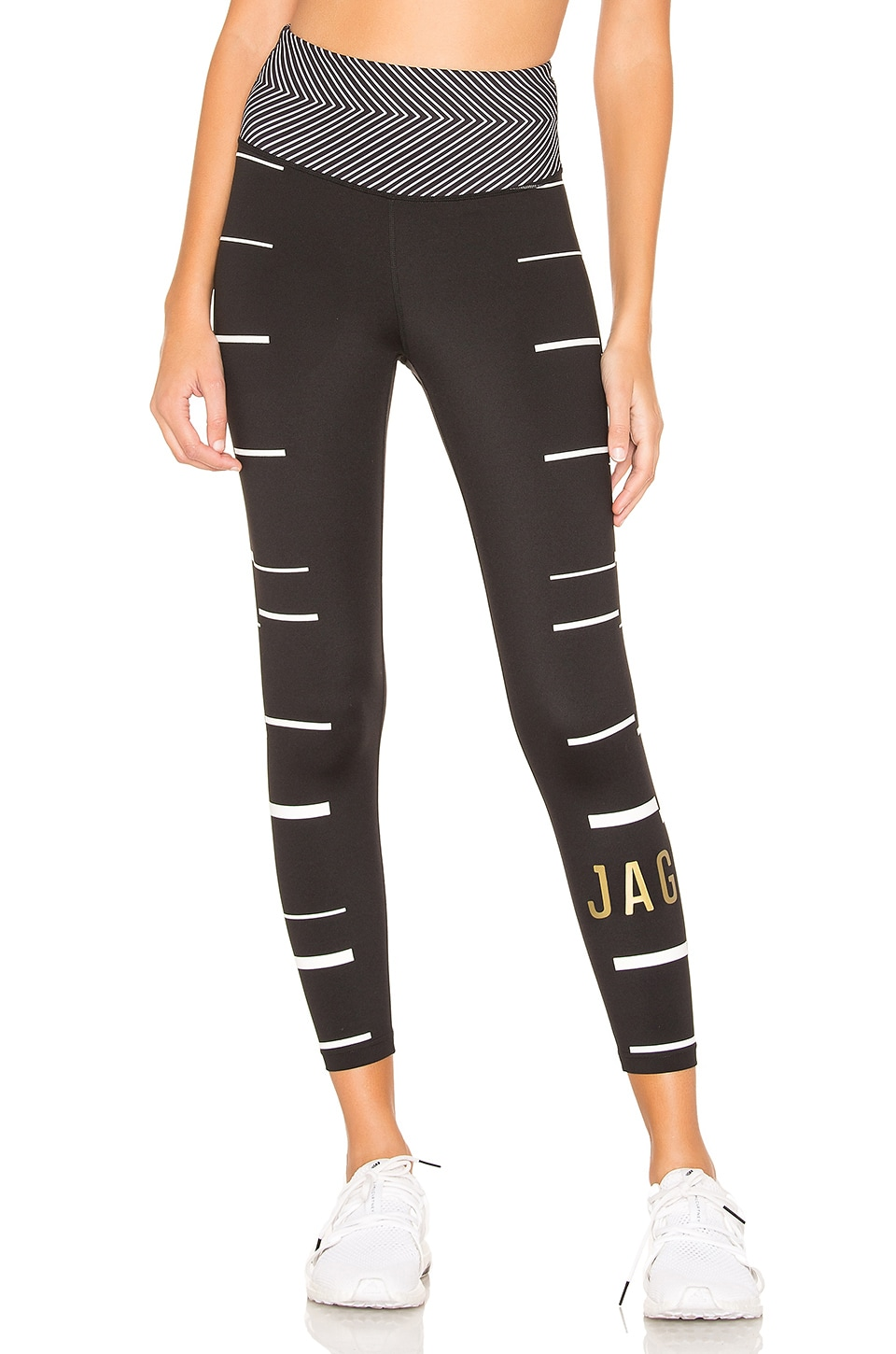 Jaggad X Rocky Barnes Hollywood Legging in Black