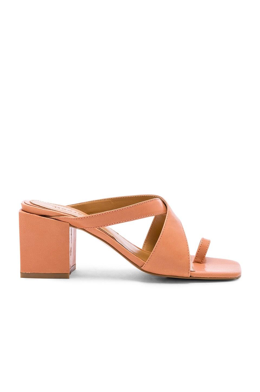 JAGGAR Converge Sandal Heel in Clay
