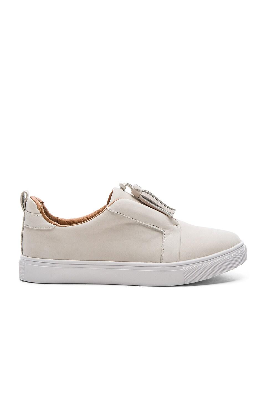 JAGGAR Figment Slip-On Sneaker in Oyster