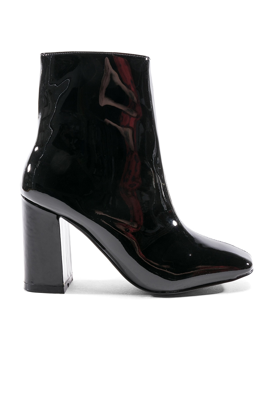 JAGGAR Blocked Bootie in Black
