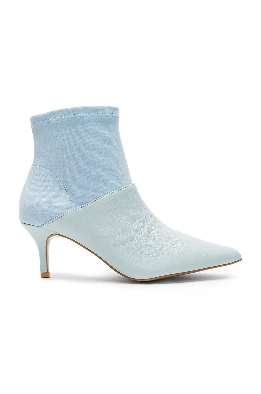 Prosper Kitten Heel Boot